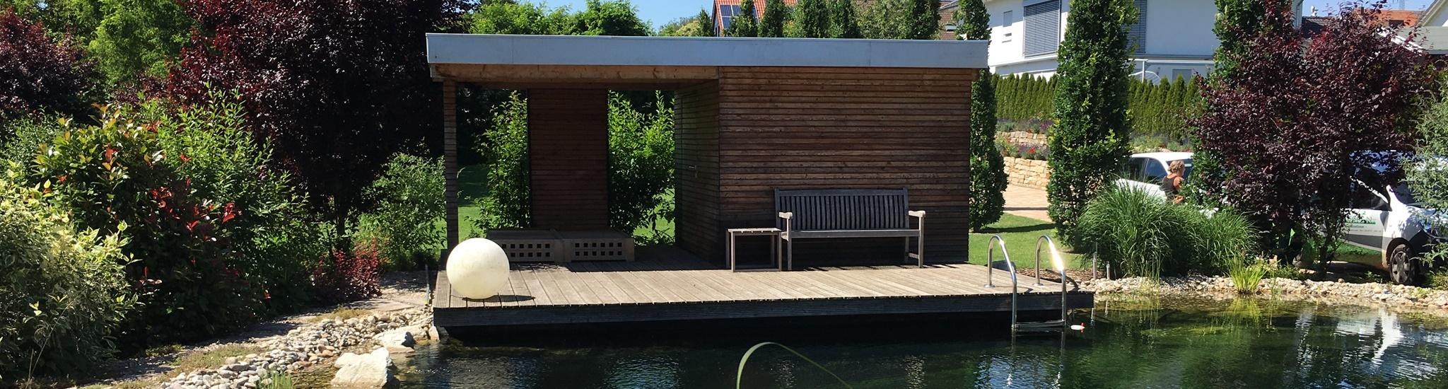 Herrlich Moderne Gartenhauser ~ Moderne gartenhäuser wir bauen nach ihren wünschen